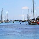 Marigot harbor by jozi1