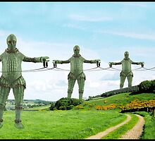 Ultimate 'Green' Pylons by compoundeye