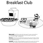 The Breakfast Club by robash619