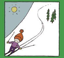 Ski Fun One Piece - Short Sleeve