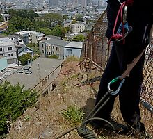 Urban Climbing  by Rae Breaux