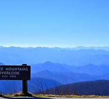 Cowee Mountains- Appalachians  by anchorsofhope