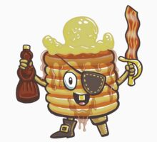 Pancake Pirate by herky
