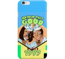 Home of the Good Burger iPhone Case/Skin