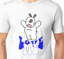 The Best Dog in the World Unisex T-Shirt