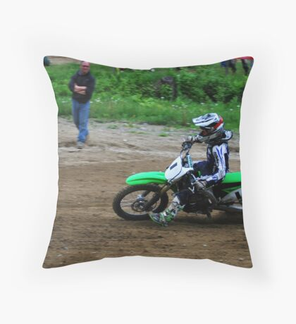 Skowhegan 5/29/11 #86 Throw Pillow