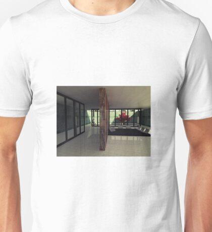 Barcelona Pavilion Unisex T-Shirt