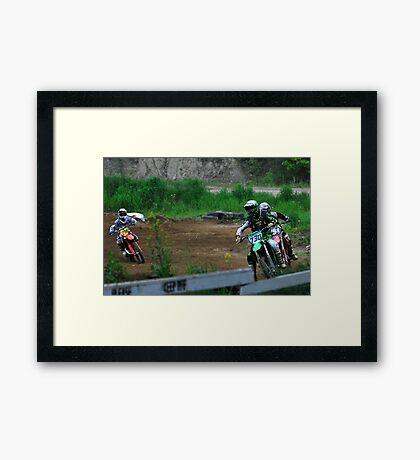 Skowhegan 5/29/11 #90 Framed Print