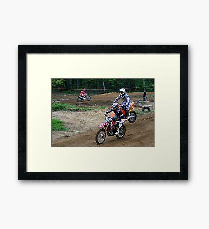 Skowhegan 5/29/11 #94 Framed Print