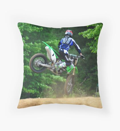Skowhegan 5/29/11 #97 Throw Pillow