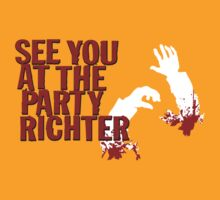 See you at the Party Richter! (version 1) by adamcampen