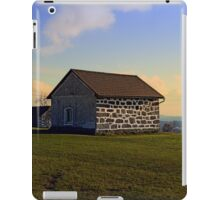 Traditional storage in autumn scenery | architectural photography iPad Case/Skin