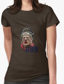 JJ Watt Womens Fitted T-Shirt