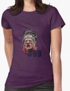 JJ Watt Womens Fitted T-Shirt
