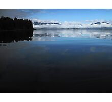 Mercury waters, Broken Group, Pacific Rim National Park, BC Photographic Print
