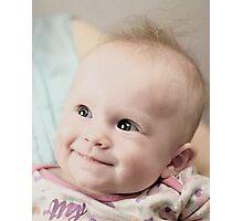 sweet baby girl Photographic Print