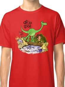 Arlo and Spot  Classic T-Shirt
