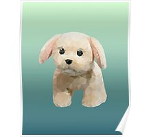 Toy puppy Poster