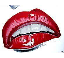 Last Kiss Photographic Print