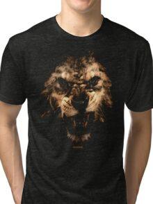 LION RISING Tri-blend T-Shirt
