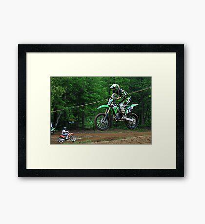 Skowhegan 5/29/11 #123 Framed Print