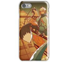 Kinzu and Enika vs 3  iPhone Case/Skin