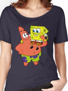spongebob Women's Relaxed Fit T-Shirt
