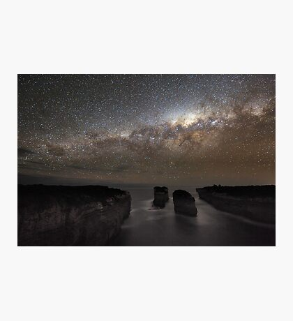 Milky Way Shadow Photographic Print