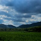 Blue Ridge Mountains by InvictusPhotog