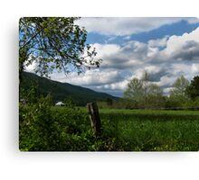 Rural SW Virginia Canvas Print