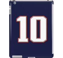 #10 iPad Case/Skin