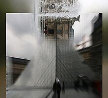 the edge of my eye on Paris II by fuatnoor
