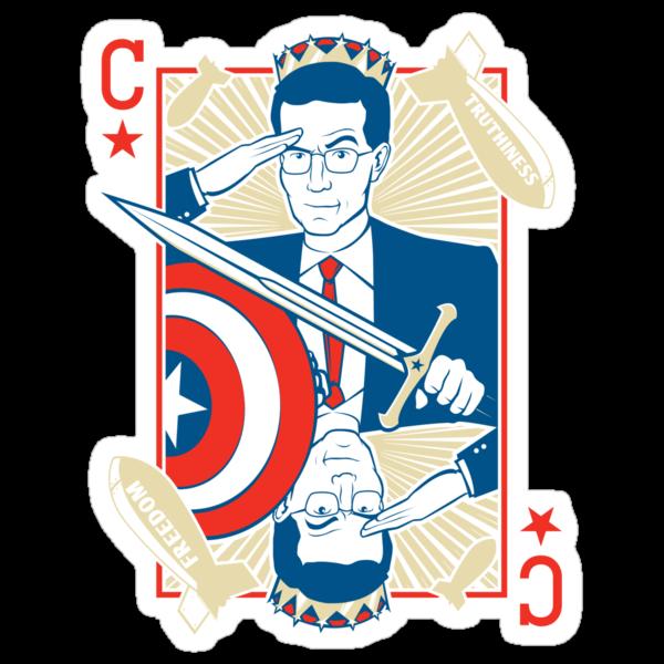 King Colbert by AJ Paglia
