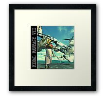 Final Fantasy VII - Aeris / Aerith Framed Print