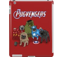 The Pugvengers iPad Case/Skin