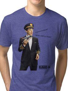 I wanted to be an aeroplane! Tri-blend T-Shirt