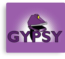 Mystery Science Gypsy Canvas Print