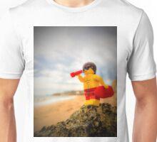 Baywatch Lego  Unisex T-Shirt