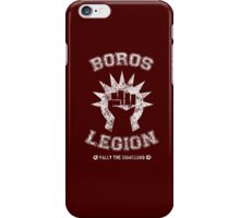 Magic the Gathering: Boros Legion Guild iPhone Case/Skin