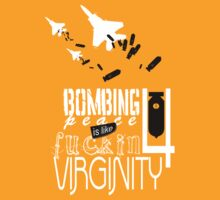 Bombing 4 Peace by sunkingdesigns