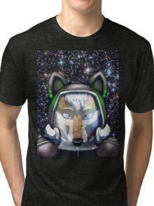 Ground Control Tri-blend T-Shirt