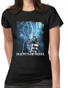 Agents Of Steel 1 Womens Fitted T-Shirt
