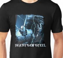 Agents Of Steel 2 Unisex T-Shirt