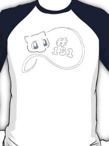 Pokemon 151 Mew T-Shirt