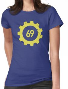 Vault 69 Womens Fitted T-Shirt