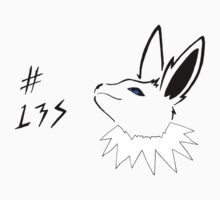 Pokemon 135 Jolteon by methuselah
