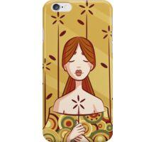 Idolatry in Gold iPhone Case/Skin