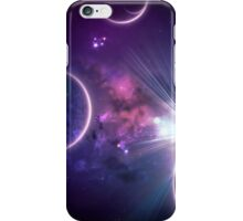 Planets and Nebulas iPhone Case/Skin