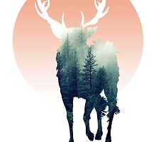 Forest Ravenstag by tirmedesign
