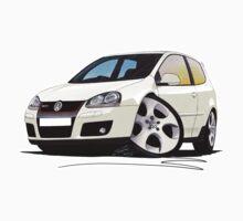 VW Golf GTi (Mk5) White